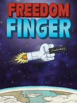 Обложка Freedom Finger