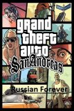 Обложка Grand Theft Auto San Andreas Russia Forever