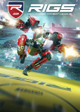 Обложка RIGS: Mechanized Combat League