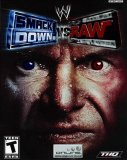 Обложка WWE SmackDown vs RAW
