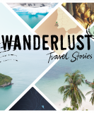 Обложка Wanderlust Travel Stories