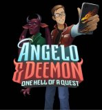 Обложка Angelo and Deemon: One Hell of a Quest