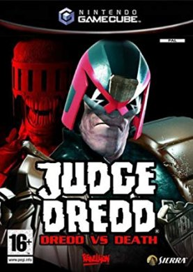 Обложка Judge Dredd: Dredd vs. Death