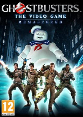 Обложка Ghostbusters: The Video Game Remastered