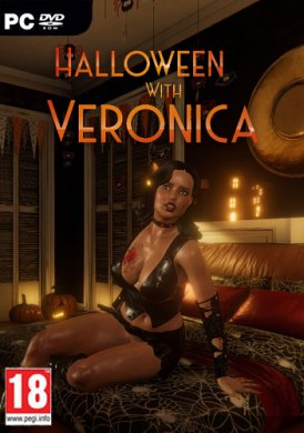 Обложка Halloween with Veronica