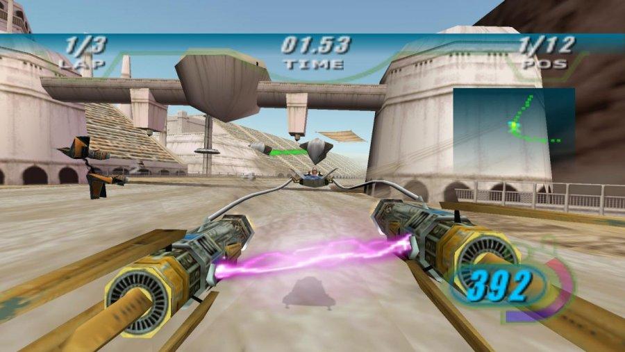 Star Wars: Episode 1 Racer