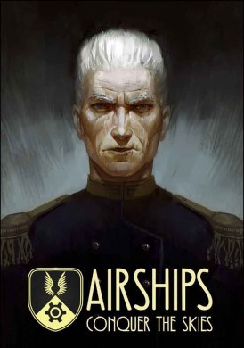 Обложка Airships: Conquer the Skies