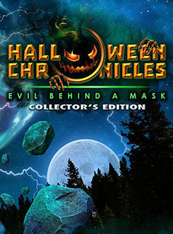 Обложка Halloween Chronicles 2: Evil Behind a Mask