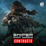 Обложка Sniper Ghost Warrior Contracts