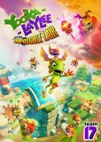 Обложка Yooka-Laylee and the Impossible Lair