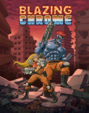 Обложка Blazing Chrome