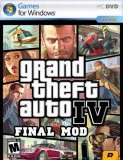 Обложка Grand Theft Auto IV - Final Mod