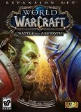Обложка World of Warcraft: Battle for Azeroth