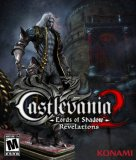 Обложка Castlevania Lords of Shadow 2