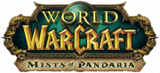 Логотип World of Warcraft Mists of Pandaria