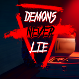 Обложка Demons Never Lie