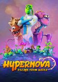 Обложка HYPERNOVA Escape from Hadea