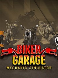 Обложка Biker Garage: Mechanic Simulator