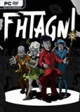 Обложка Fhtagn! - Tales of the Creeping Madness