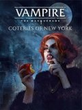 Обложка Vampire The Masquerade - Coteries of New York