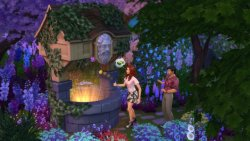 The Sims 4: Романтический сад
