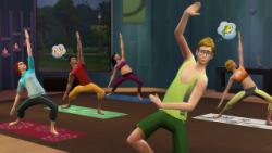 The Sims 4: День спа