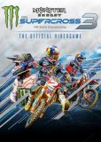 Обложка Monster Energy Supercross – The Official Videogame 3
