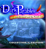 Обложка Dark Parables 8: The Little Mermaid and the Purple Tide