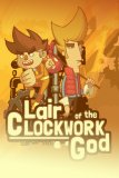 Обложка Lair of the Clockwork God