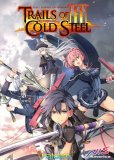 Обложка The Legend of Heroes: Trails of Cold Steel 3