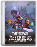 Обложка Dungeon Defenders: Awakened