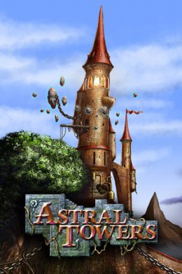 Обложка Astral Towers
