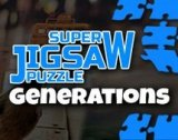 Обложка Super Jigsaw Puzzle: Generations