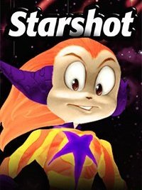 Обложка Starshot: Space Circus Fever