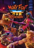 Обложка Mighty Fight Federation