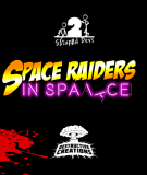 Обложка Space Raiders in Space