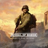 Обложка Medal of Honor: Above and Beyond