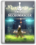 Обложка Sword of the Necromancer