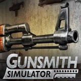 Обложка Gunsmith Simulator