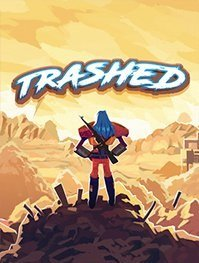 Обложка Trashed