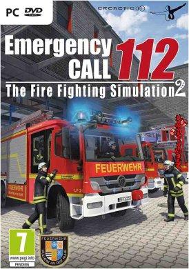 Обложка Emergency Call 112 – The Fire Fighting Simulation 2