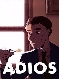 Обложка Adios