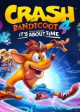 Обложка Crash Bandicoot 4: It's About Time