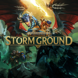 Обложка Warhammer Age of Sigmar: Storm Ground